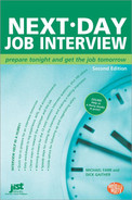 Cover image for Next-Day Job Interview , 2nd Edition