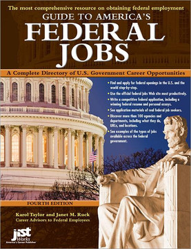 Guide to America's Federal Jobs , 4th Edition