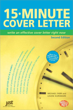 15-Minute Cover Letter , 2nd Edition