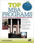 Cover of Top MBA Programs