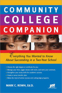Cover image for Community College Companion