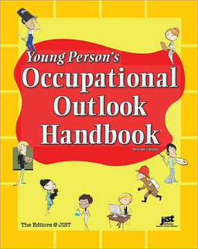 Young Person's Occupational Outlook Handbook, 7th Edition