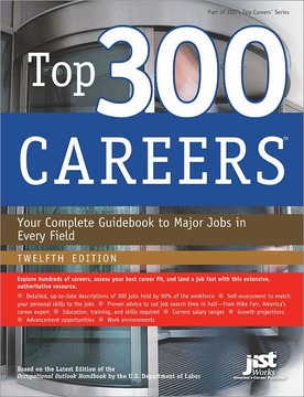 Top 300 Careers, 12th Edition