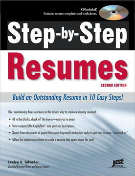 Step-by-Step Resumes , 2nd Edition