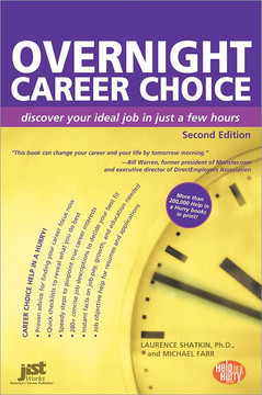 Overnight Career Choice , 2nd Edition
