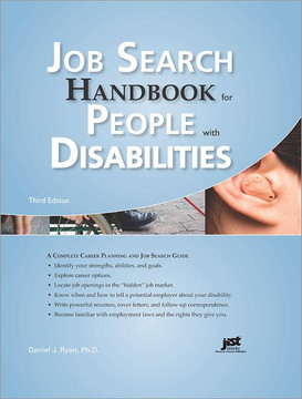 Job Search Handbook for People with Disabilities, 3rd Edition