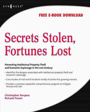 Secrets Stolen, Fortunes Lost