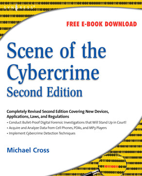 Scene of the Cybercrime, 2nd Edition