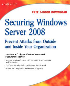 Securing Windows Server 2008