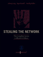 Cover of Stealing the Network: The Complete Series Collector's Edition, Final Chapter, and DVD