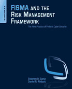 Cover of FISMA and the Risk Management Framework
