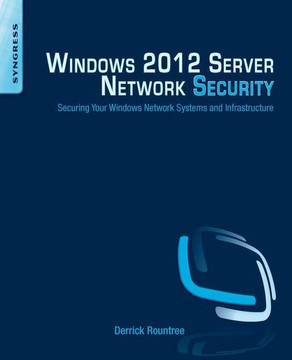 Windows 2012 Server Network Security