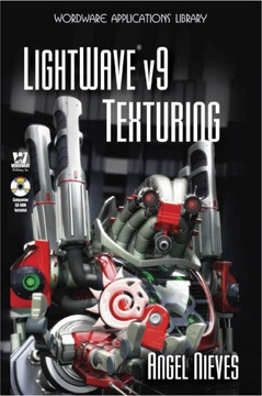 LIGHTWAVE V9 TEXTURING