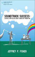 Cover of Soundtrack Success: A Digital Storyteller's Guide to Audio Post-Production