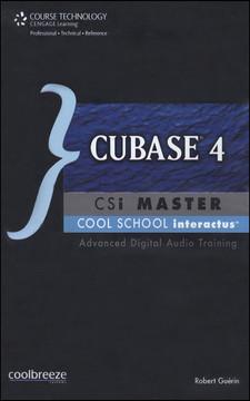 Cubase 4 CSi Master, 1st Edition