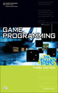 Game Programming for Teens, Third Edition