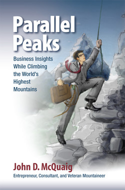 Parallel Peaks: Business Insights While Climbing the World's Highest Mountains