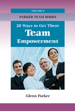 Team Empowerment: 20 Ways to Get There