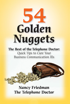 54 Golden Nuggets: The Best of the Telephone Doctor