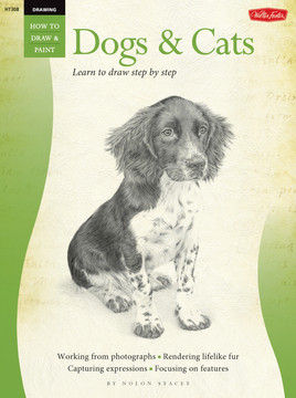 Dogs & Cats / Drawing: Learn to Draw Step by Step