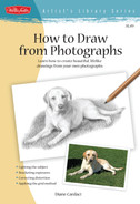 "Cover of How to Draw from Photographs: Learn how to make your drawings ""picture perfect"""