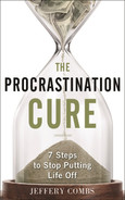 Cover of The Procrastination Cure