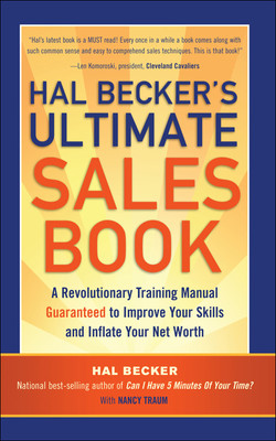 Hal Becker's Ultimate Sales Book