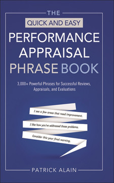 The Quick and Easy Performance Appraisal Phrase Book