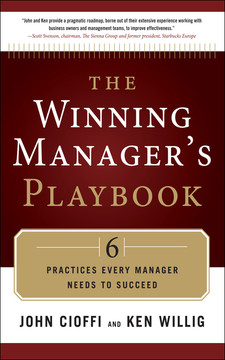 The Winning Manager's Playbook