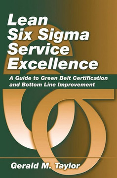 Lean Six Sigma Service Excellence