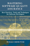 Cover of Mastering Software Quality Assurance