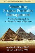 Cover of Mastering Project Portfolio Management