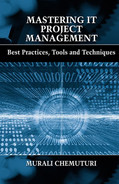 Cover of Mastering IT Project Management