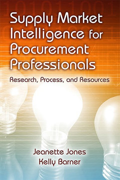Supply Market Intelligence for Procurement Professionals