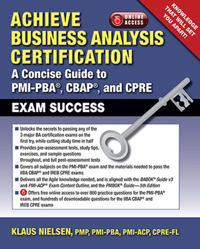 Achieve Business Analysis Certification