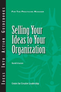 Cover of Selling Your Ideas to Your Organization