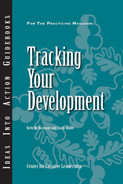 Cover of An Ideas Into Action Guidebook: Tracking Your Development