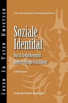 Social Identity: Knowing Yourself, Leading Others (German)