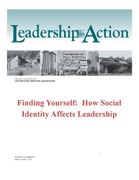 Leadership in Action: Finding Yourself: How Social Identity Affects Leadership
