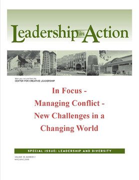 Leadership in Action: In Focus - Managing Conflict - New Challenges in a Changing World