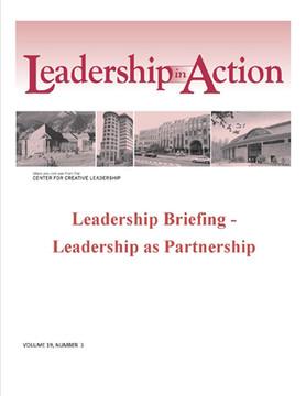 Leadership in Action: Leadership Briefing - Leadership as Partnership