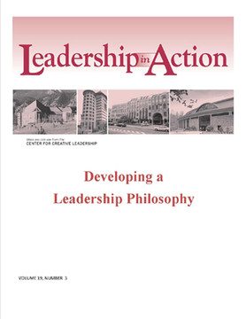 Leadership in Action: Developing a Leadership Philosophy