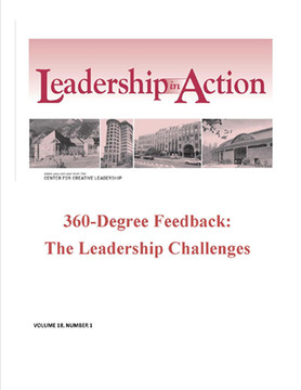 Leadership in Action: 360-Degree Feedback: The Leadership Challenges