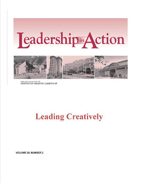 Leadership in Action: Leading Creatively