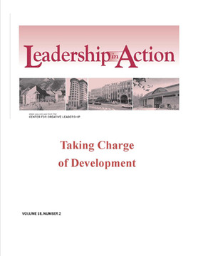 Leadership in Action: Taking Charge of Development
