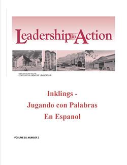 Leadership in Action: Inklings - Jugando con Palabras en Espanol