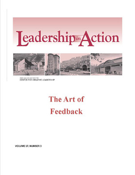 Leadership in Action: The Art of Feedback