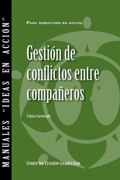 Managing Conflict with Peers (Spanish)