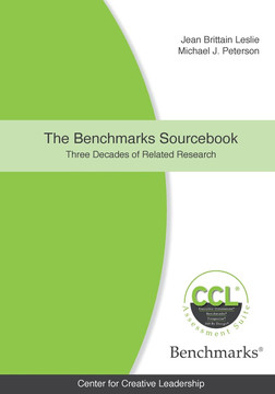 The Benchmarks Sourcebook: Three Decades of Related Research