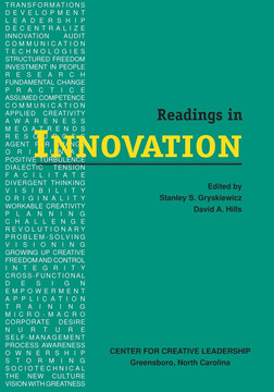 Readings in Innovation